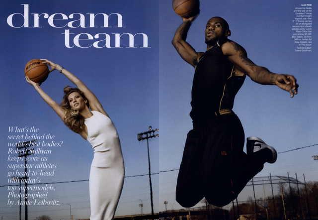 large 640x - LeBron James / Vogue