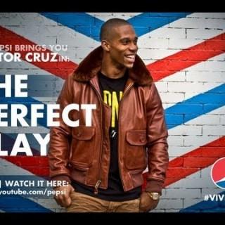 victor cruz pepsi 320x320 - Victor Cruz / Pepsi