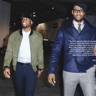 "GQ Style Wars 1 320x320 - ""Inside the NBA's New Style Wars"" / GQ Magazine"
