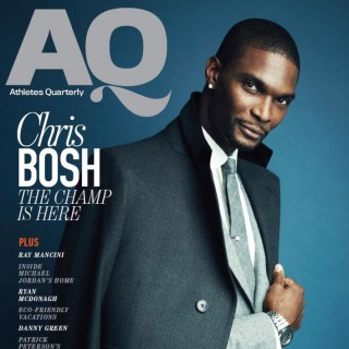 Chris Bosh AQ Magazine