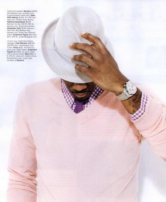 x400 - Amar'e Stoudemire / Gotham Magazine