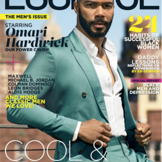 Omari Essence Cover 320x320 - Omari Hardwick On Essence Magazine