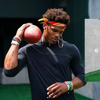 Cam Newton Beat by dre commercial 5 320x320 - Cam Newton / Beats by Dre Ad Campaign