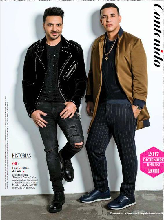 Daddy Yankee People en Espanol Magazine June 20182 1 - Daddy Yankee / People En Espanol Magazine