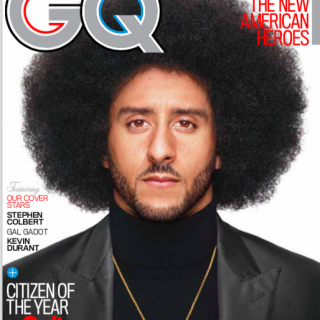 Screen Shot 2018 09 21 at 6.02.31 PM 1 320x320 - Colin Kaepernick / GQ Magazine
